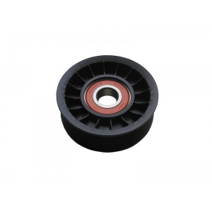 Gates Glass-Reinforced Black Composite Idler Pulley