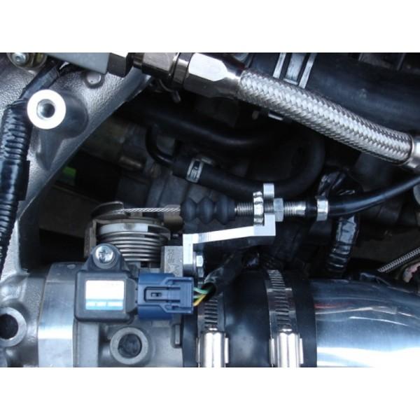 Karcepts Inc Combo Karcepts Billet Throttle Cable