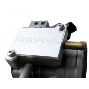 Karcepts Idle Air Control Valve Block-Off Plate