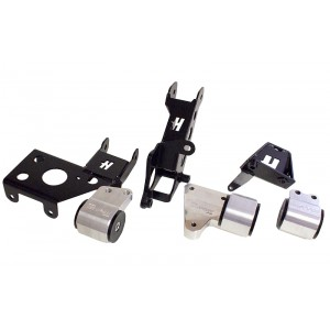 Hasport EGK3 Engine Mounts - EG/DC2 (Accord/TSX Style Tranny Case)