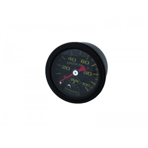 Marshall Instruments MNB 0-100 PSI Liquid Filled Gauge